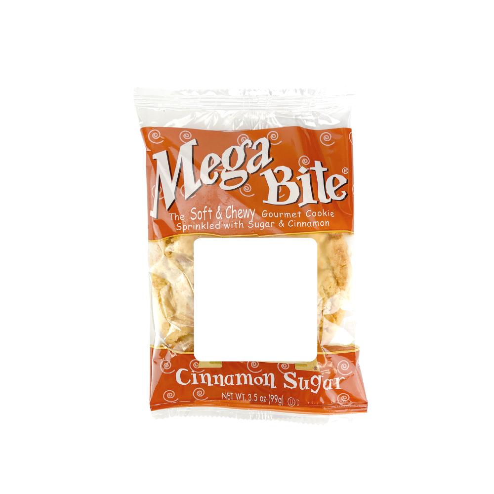 Mega Bite Cinnamon Sugar